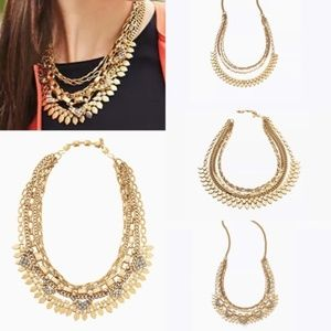 Stella & Dot | Sutton gold layering necklace
